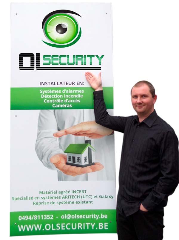 Olivier Lekeu présente OLSecurity